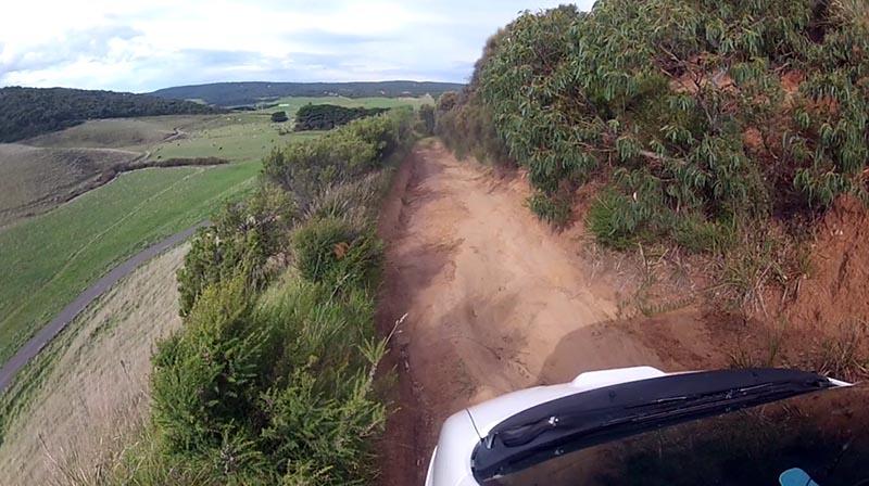 narrow tracks no problems